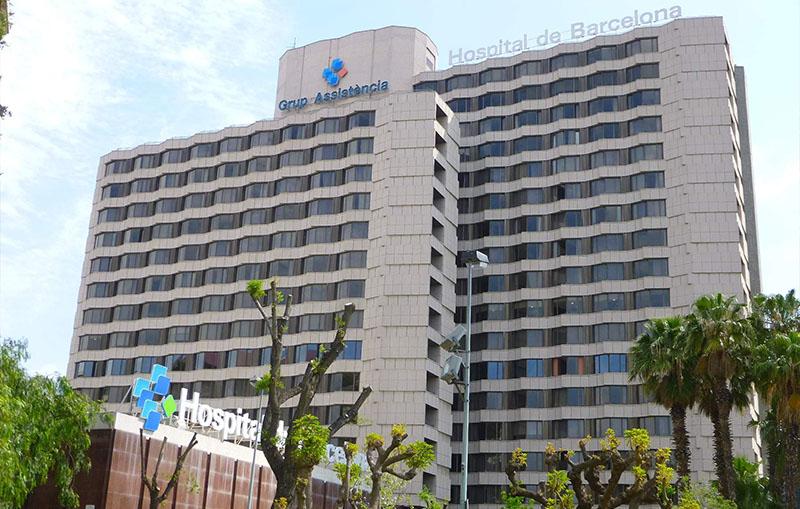Hospital de Barcelona - Centro colaborativo