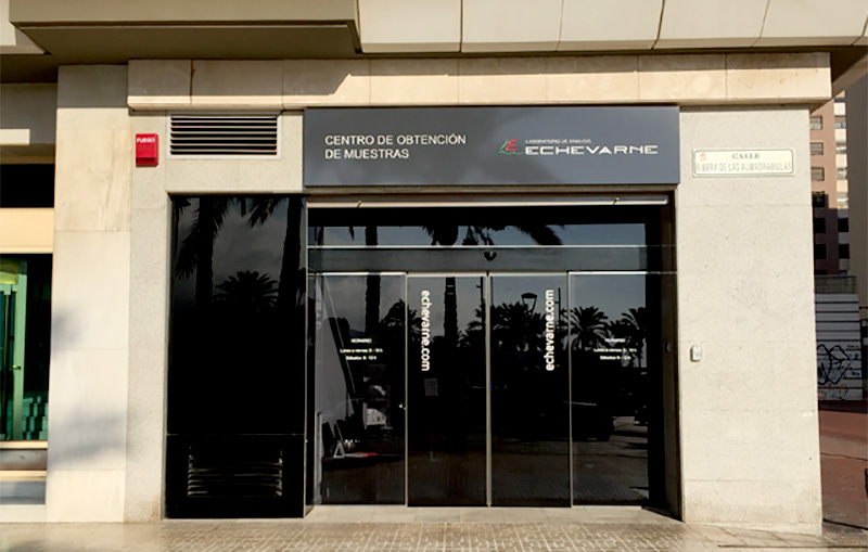 Laboratorio Echevarne - Centro Colaborador